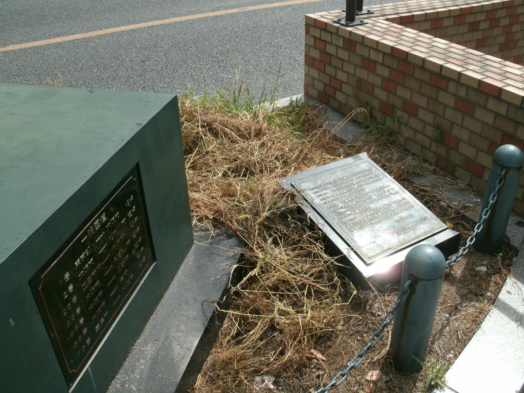 大阪市道路元標